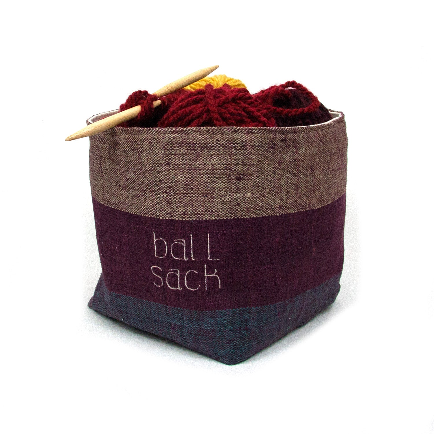 Ball Sack Basket