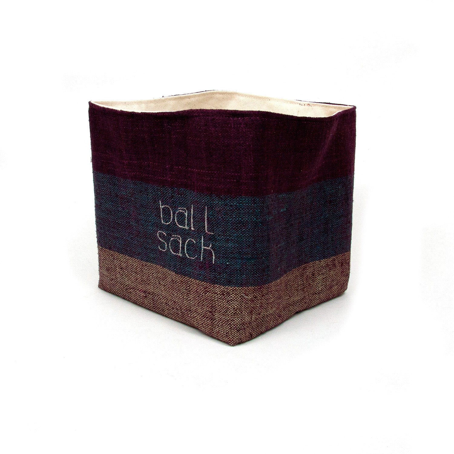Ball Sack Basket - Silk