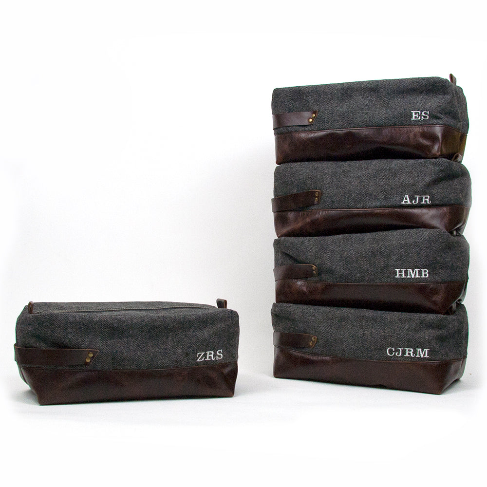 Personalized Dopp Kits - Standard Edition