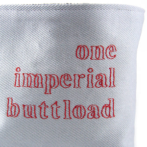 One Imperial Buttload Basket