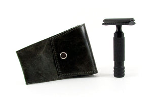 Safety Razor Case - Grey