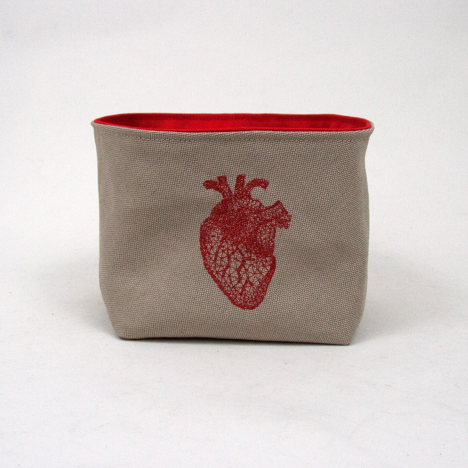 Anatomical Heart Basket