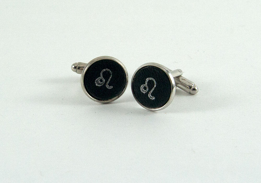 Zodiac Cuff Links - Small