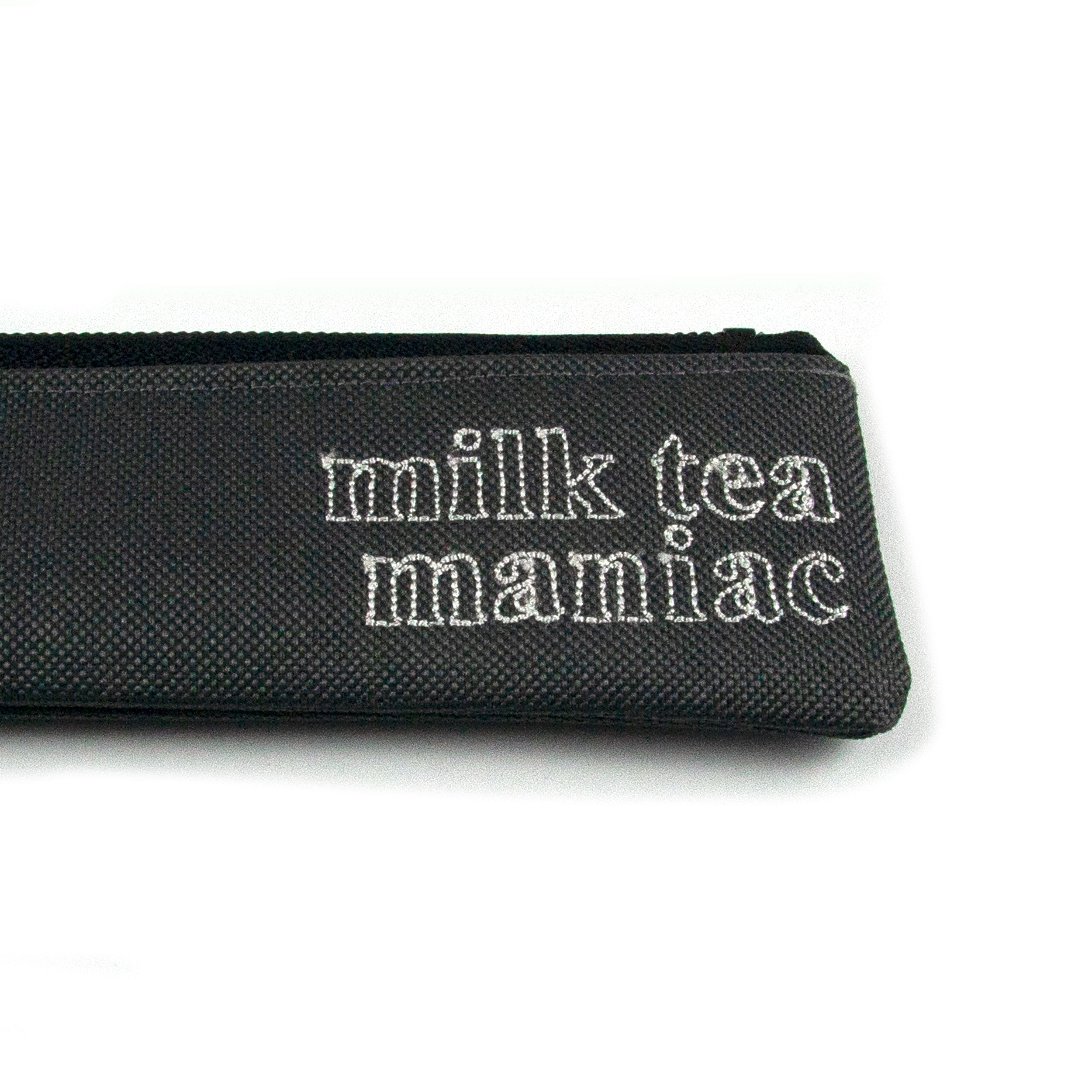Milk Tea Maniac - Straw Pouch