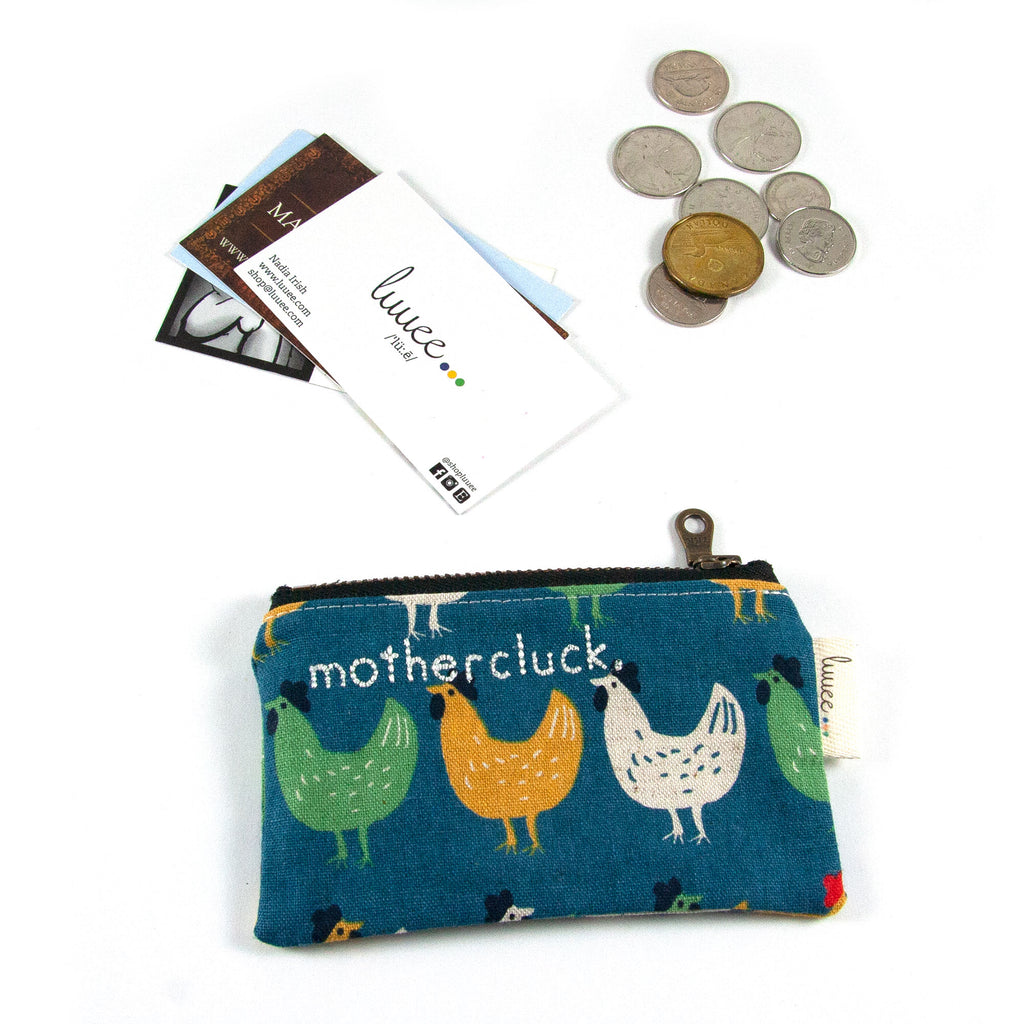 Mothercluck Coin Purse