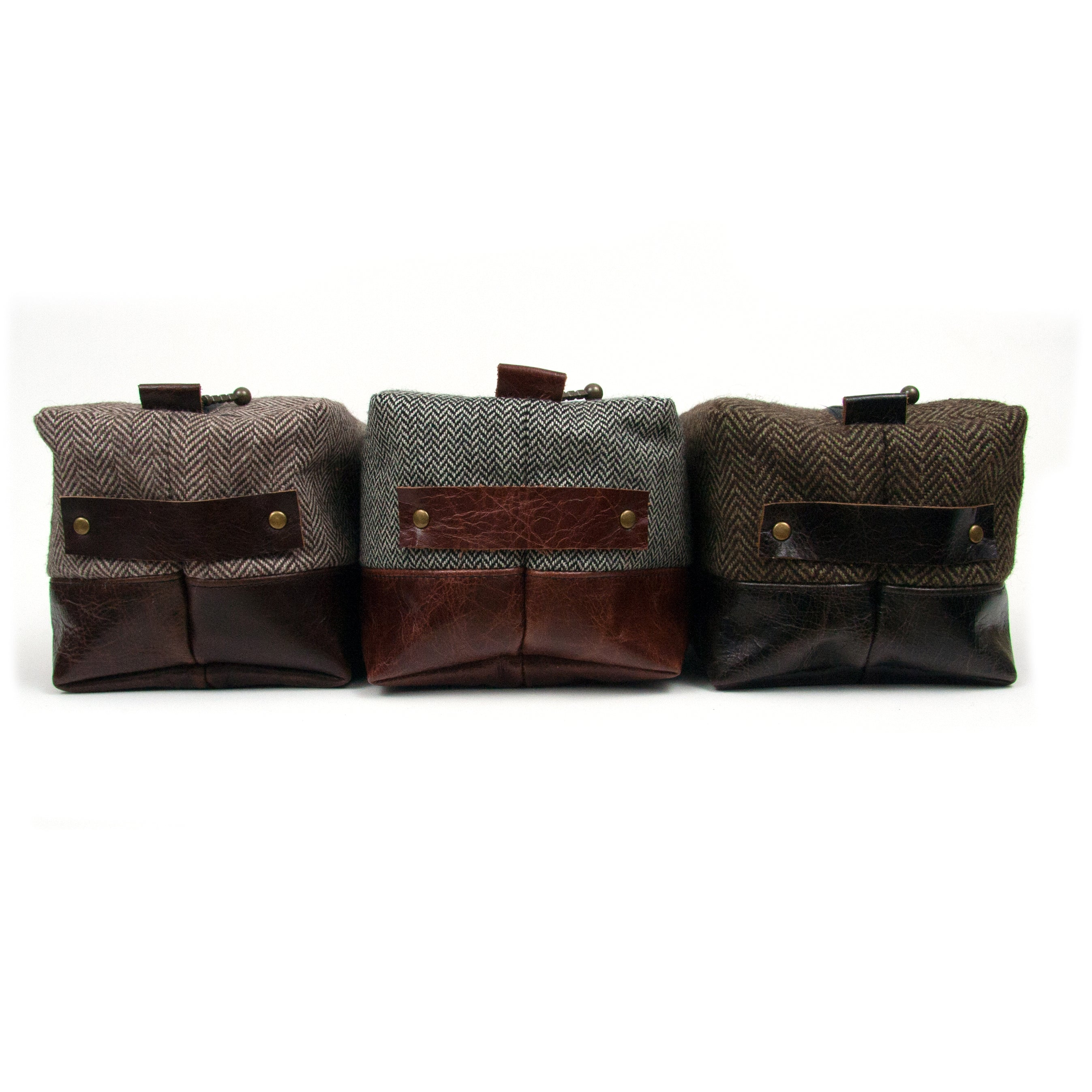 Personalized Dopp Kits - Luxe Collection Compact Size