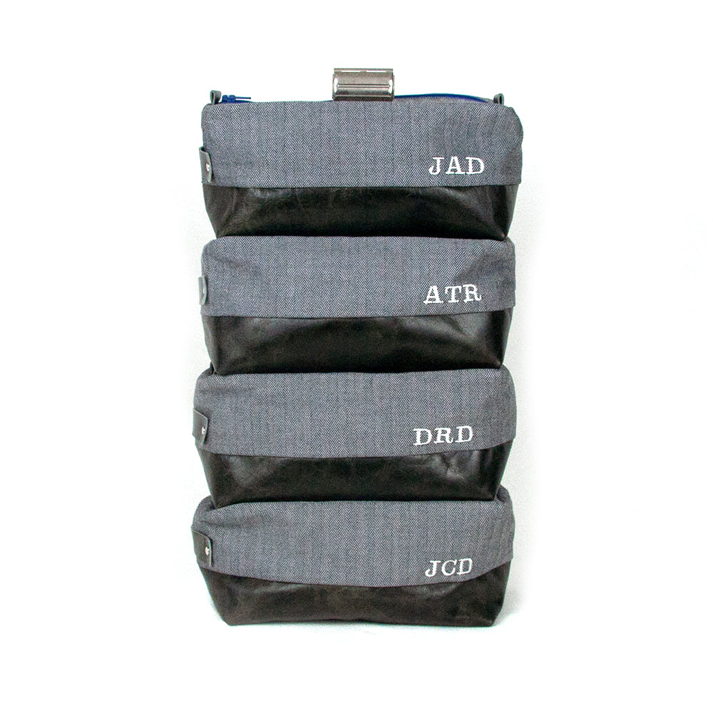 Personalized Dopp Kits - Compact Edition