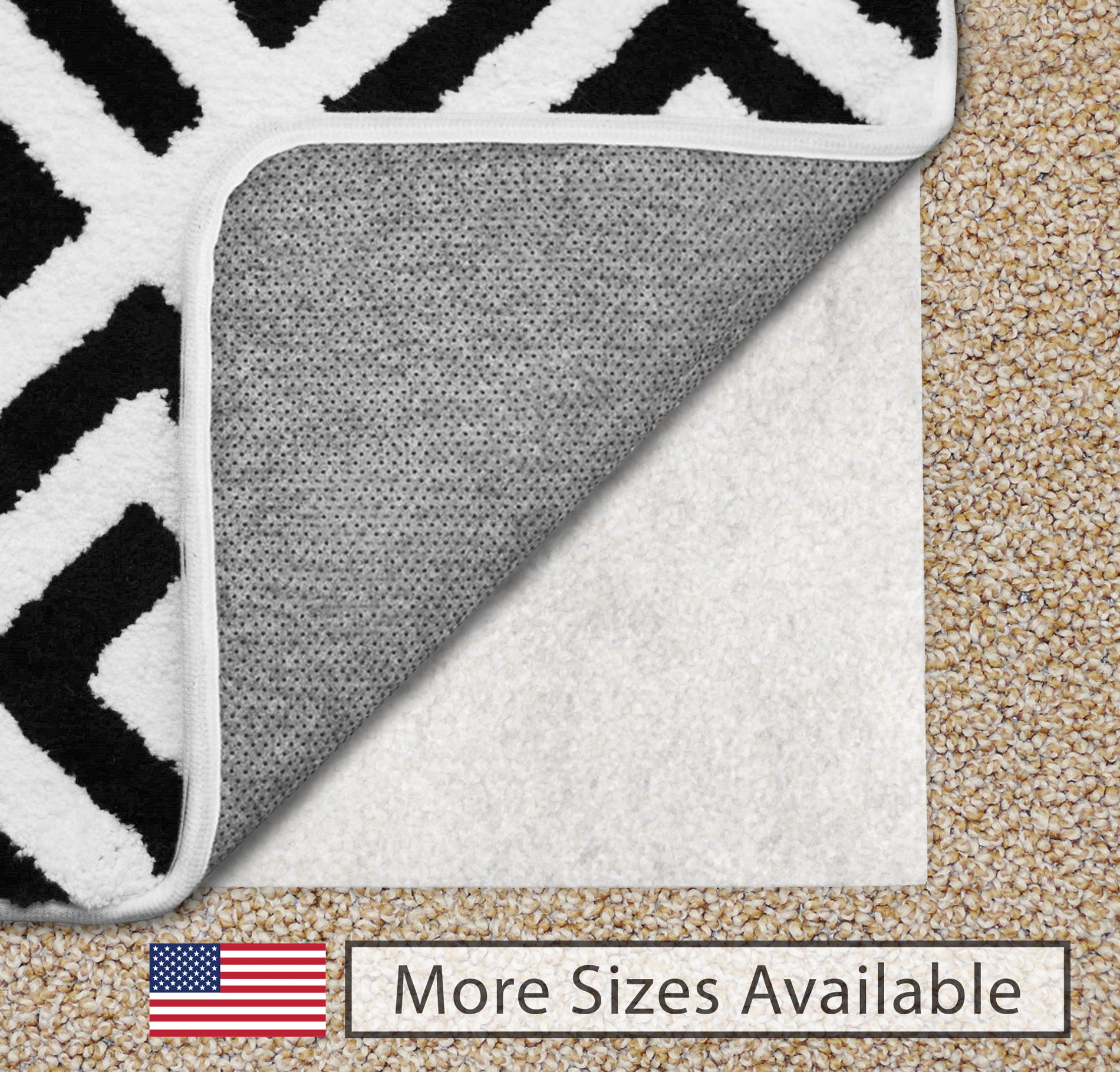 Gorilla Grip The Original Gorilla Grip Area Rug Pad For