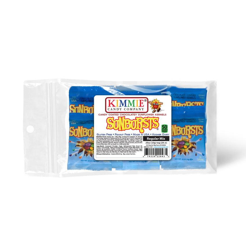 Sunbursts® Regular Mix
