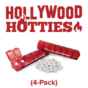 Hollywood Hotties - Your Daily Dose (4-Pack)