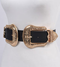 All Around Me Double Buckle Belt