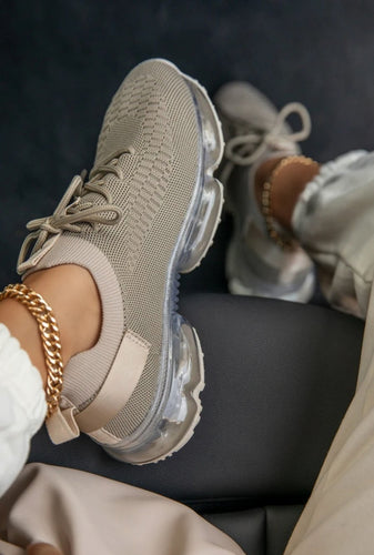 Work out Sneakers - Nude