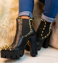 Rock Star Spikes Booties