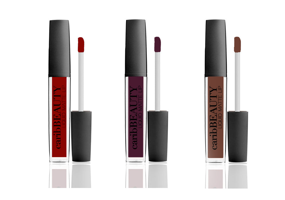 Liquid Matte Lip Collection Vol. 1
