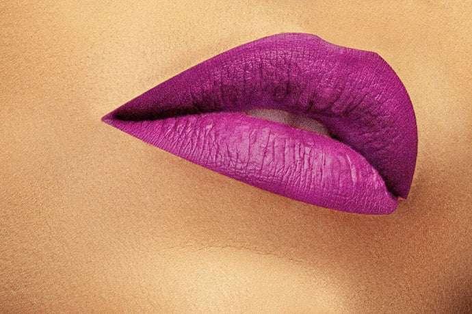 Liquid Matte in Plum