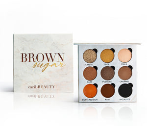 Brown Sugar Palette