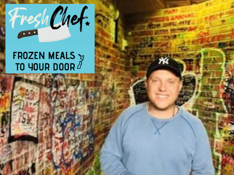 Jay Launches Fresh Chef Frozen Meals to your Door