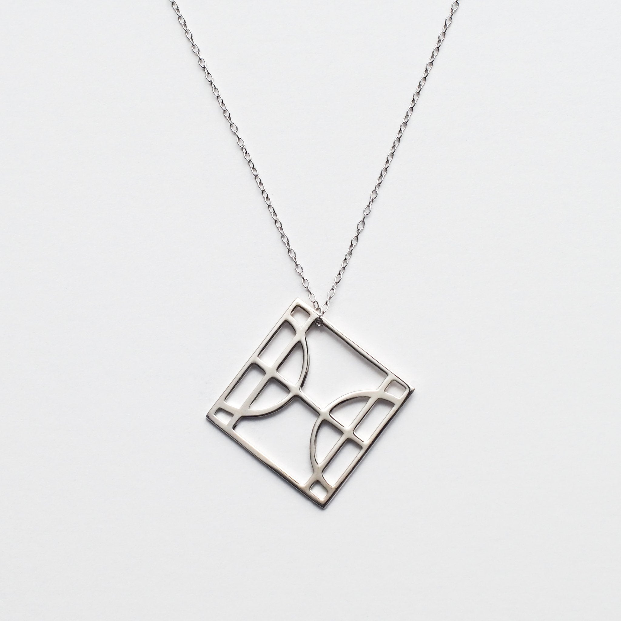 Pisces I in Sterling Silver