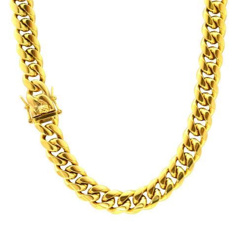 HEAVY MIAMI CUBAN LINK CHAIN