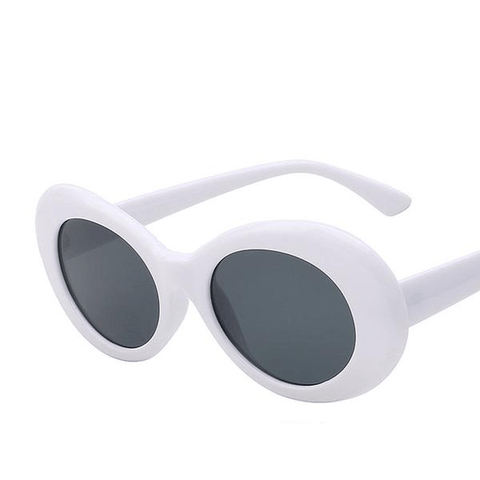 Nirvana - Classic Oval Sunglasses