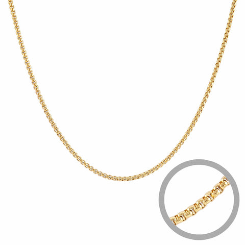 VITRU Box Chain (Gold)