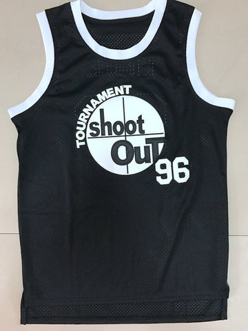 ABOVE THE RIM - BIRDIE - SHOOT OUT #96 BASKETBALL JERSEY