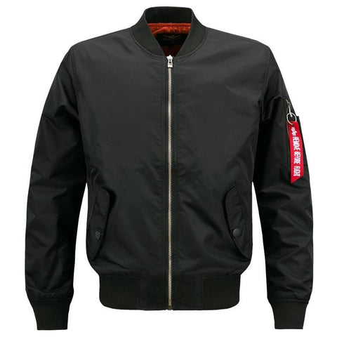 Air Force Pilot Bomber Jacket