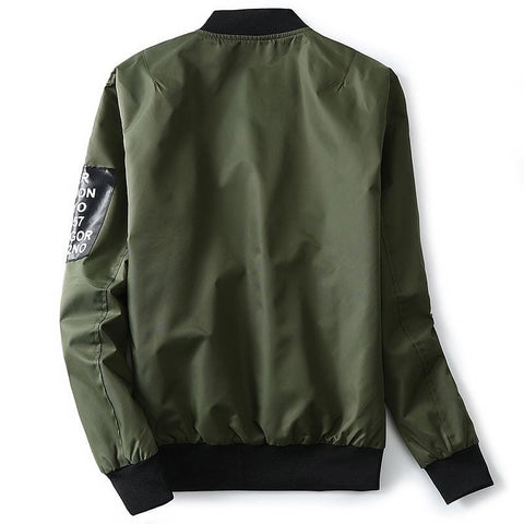 Pilot Bomber Jacket for Men