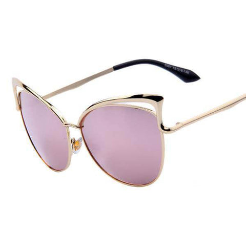 Madison - Women Luxury Cat Eye Sunglasses