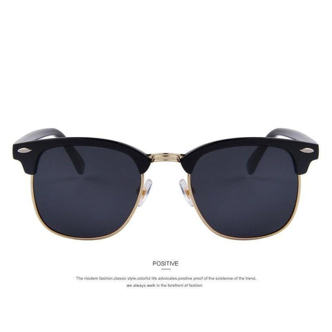Gatsby - Classic Rivet Polarized Sunglasses