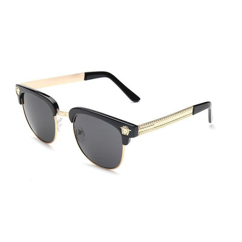 ARLO - Retro Rivet Sunglasses