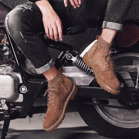 Stan Deluxe Slip-On Boots