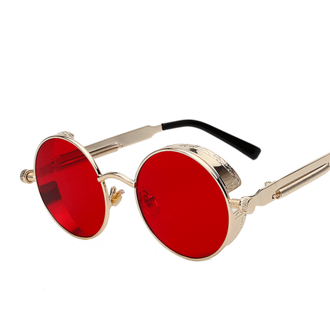 Alchemy - Steampunk Fashion Sunglasses
