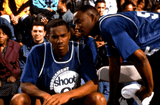 ABOVE THE RIM - KYLE WATSON - SHOOT OUT #54 BASKETBALL JERSEY