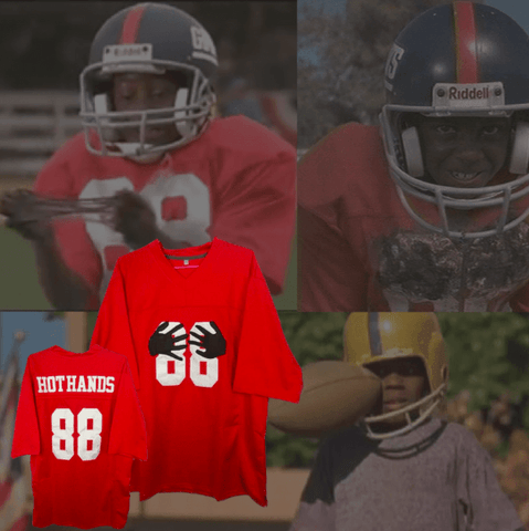 LITTLE GIANTS - HOT HANDS - #88 FOOTBALL JERSEY