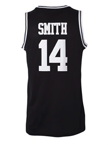 size 40 60460 b9697 WILL SMITH - THE FRESH PRINCE OF BEL-AIR - #14 BEL-AIR ACADEMY BASKETBALL  JERSEY