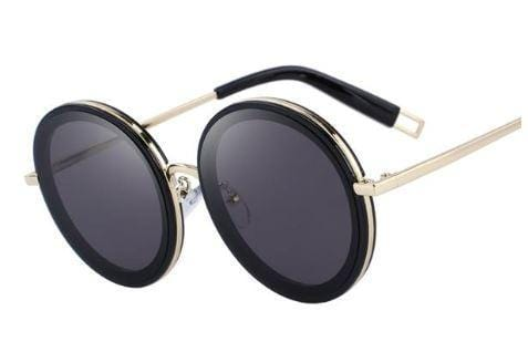 Whoop - Classic Round Sunglasses