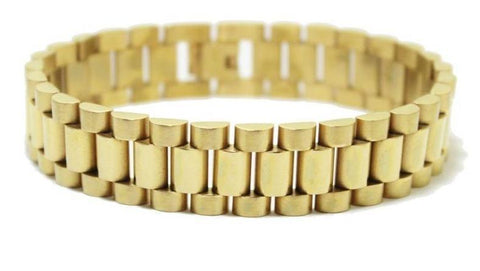 MENS ROLEX INSPIRED WATCH BAND BRACELET
