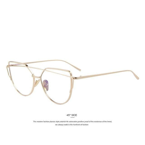 Zephyr - Cat Eye Optical Eyeglasses