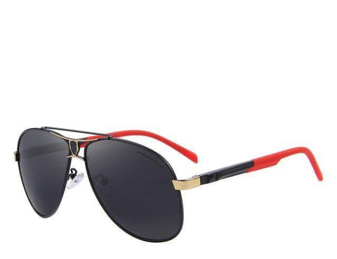 The Warhol - Polarized Aluminum Sunglasses