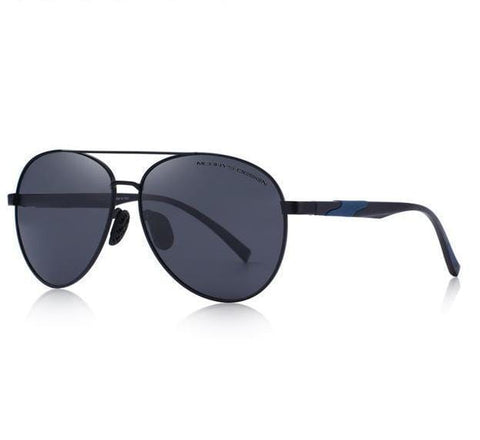Blaze - Polarized Aluminum Sunglasses