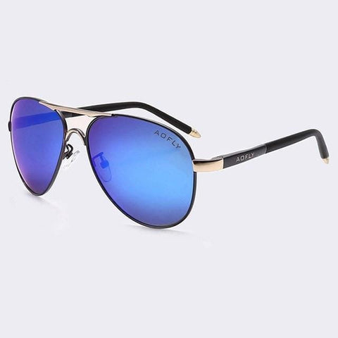 The Chief - Polarized Aviator Sunglasses