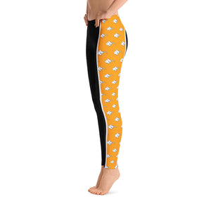 Orange Asian Cloud Walker Legging -  - Seasalt and Summits
