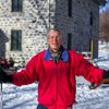 Meet Reford McDougall, 80 year old cross-country skier