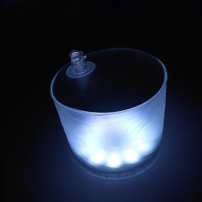 The BrightPack Inflatable Solar Powered LED Light ...