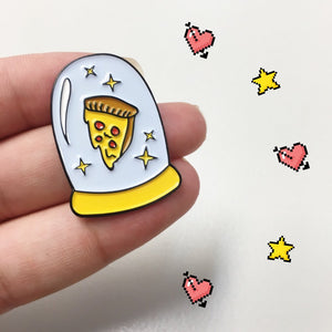 Enchanted Pizza Pin (Limited Edition) - OhYouFox
