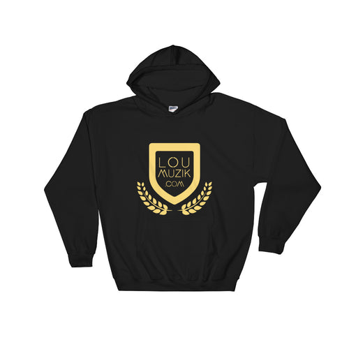 LouMuzik Men's Hooded Sweatshirt