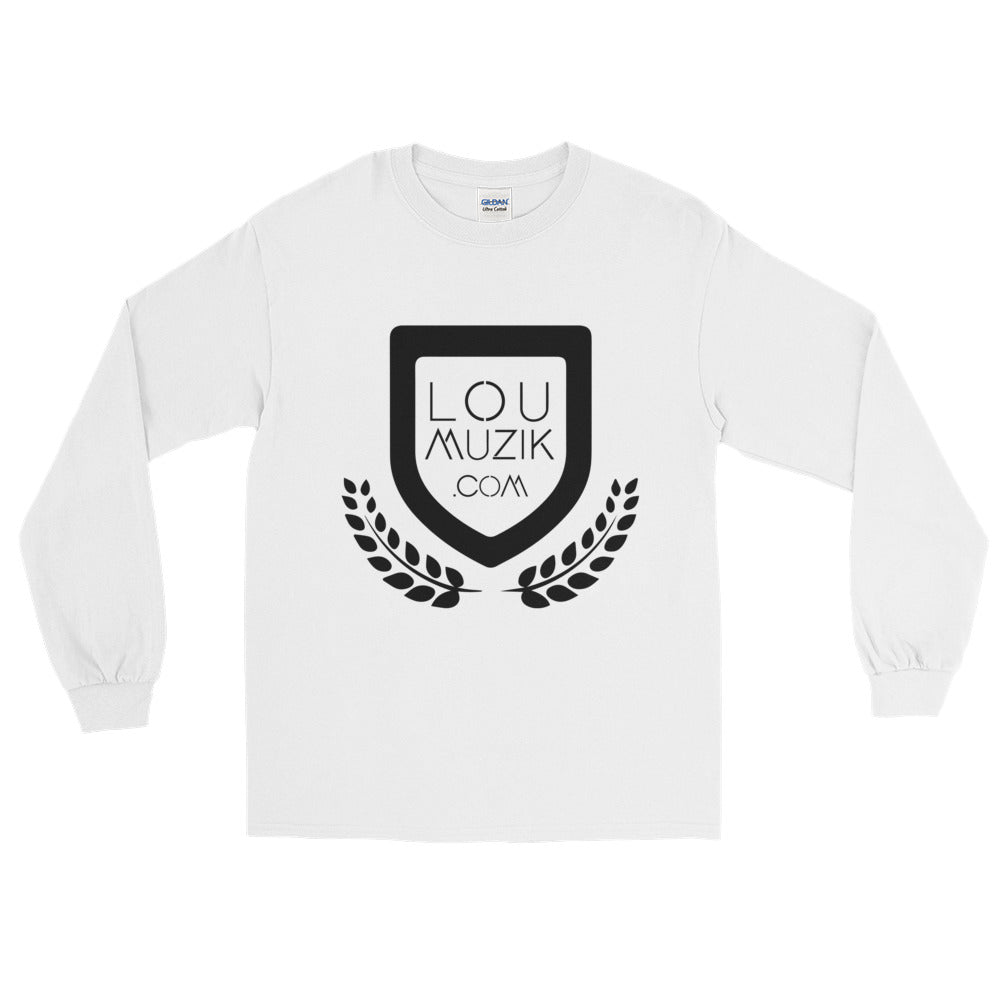 LouMuzik Men's Long Sleeve T-Shirt