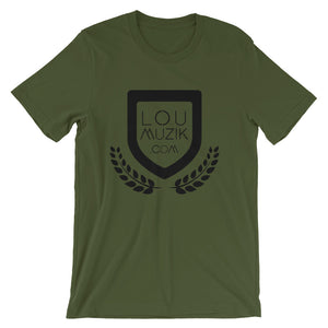 LouMuzik Men's Short Sleeve T-Shirt