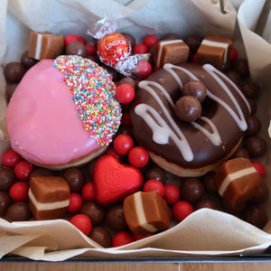 Sweetheart Donut Box
